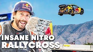 Travis Pastrana Turning Dreams Into Reality at Nitro Rallycross