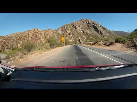Timelapse - RoadTrip from Cape Town to Port Elizabeth Day 1 - Part 1