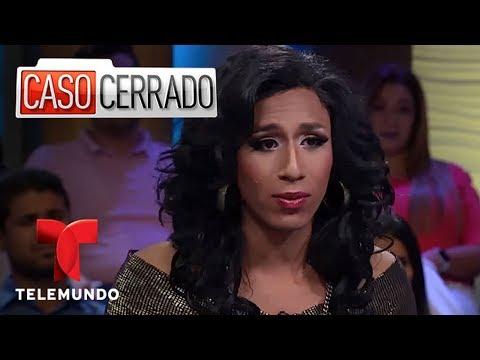 Caso Cerrado | Trans Woman Convinces Man To Become Gay🙊👬👫🍆 | Telemundo English thumbnail