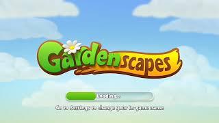 Gardenscapes (version 1.7.2) Mod Apk - September 2017