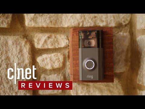 A better battery design makes Ring's new doorbell buzz