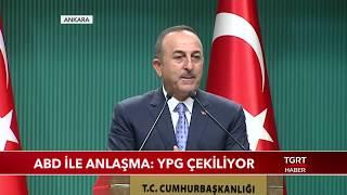 Bakan Çavuşoğlu: İstediğimizi Aldık, Ateşkes Değil, Harekata Ara Veriyoruz
