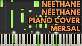 Neethane Piano Cover Mersal.mp3