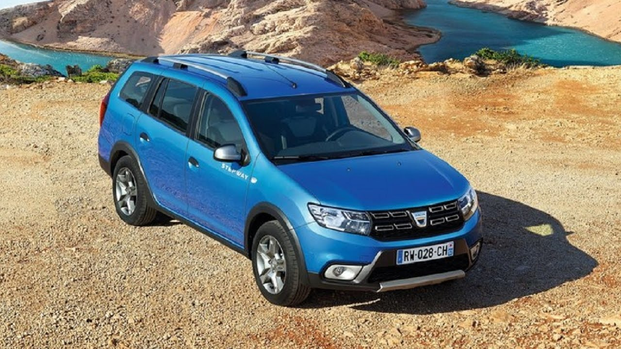 dacia logan mcv stepway 2017 official video exterior interior youtube. Black Bedroom Furniture Sets. Home Design Ideas