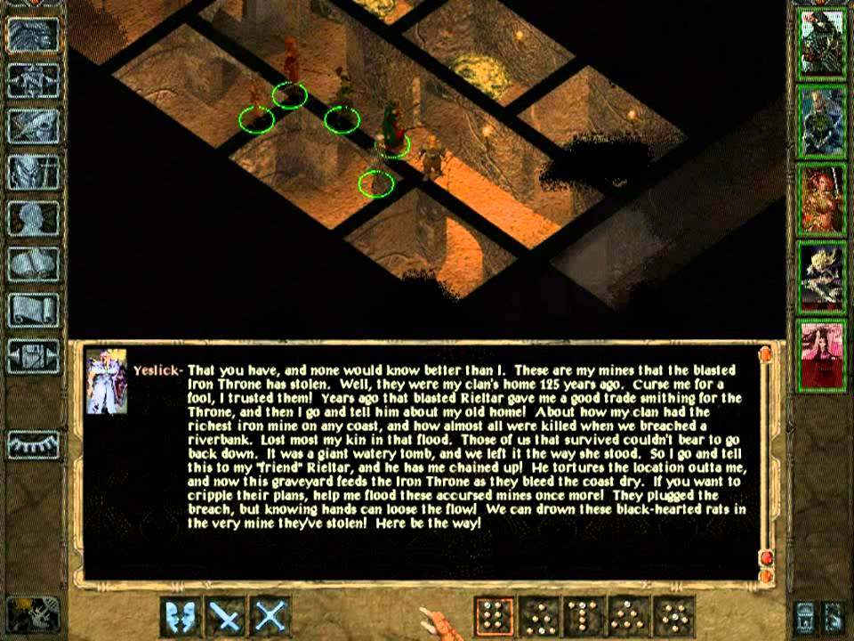 Sword Coast Stratagems 1 In Easytutu Hd Chapter 4 Rill And