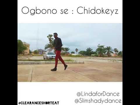 OGBONO SE : CHIDOKEYS (SLIMSHADY DANCE COVER)