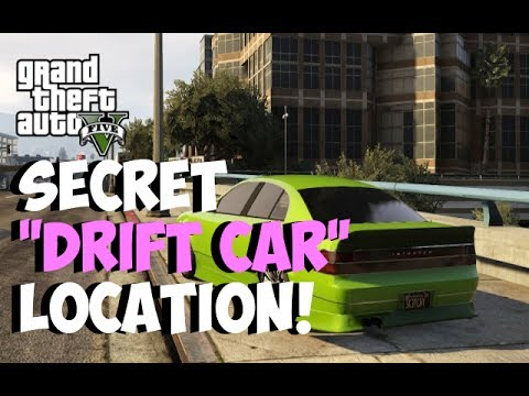 Gta Online Secret Drift Car Spawn Location Karin Intruder