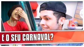 REACT CARNAVAL DE RICO E DE POBRE! (Caracol Raivoso)