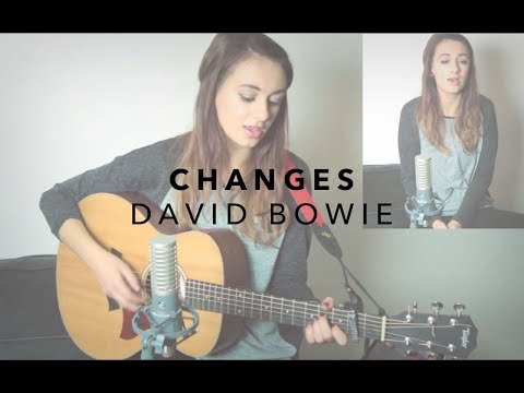 Changes - David Bowie (Acoustic cover) | Claudia Stark