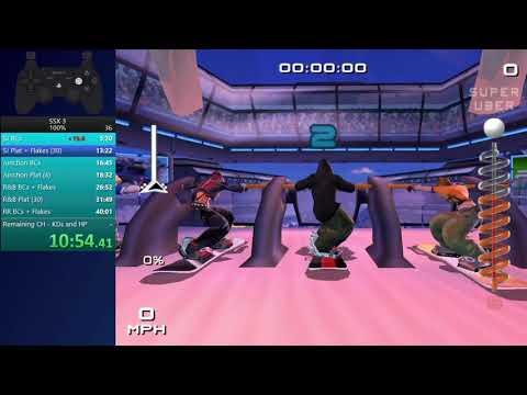 ssx-3:-100%-speedrun-in-3:39:02-(world-record)