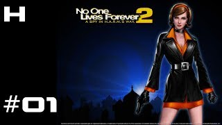 No One Lives Forever 2 Walkthrough Part 01