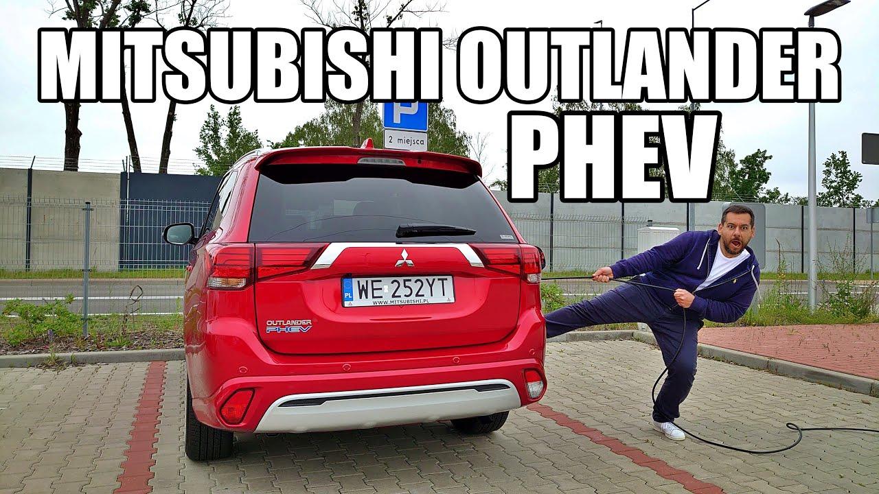 Mitsubishi Outlander PHEV 2020 - to nie jest zwykły SUV (PL) - test i jazda próbna