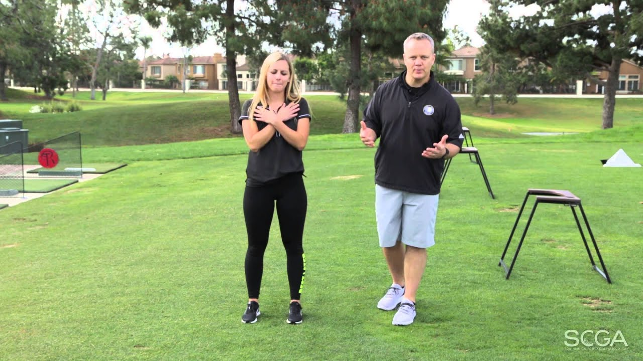 physical fitness betters your golf game