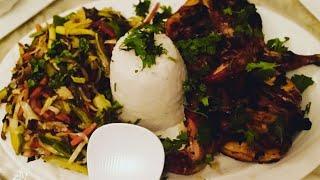 طبق صيفي بنكهة اسيوية من مطبخ مغربي