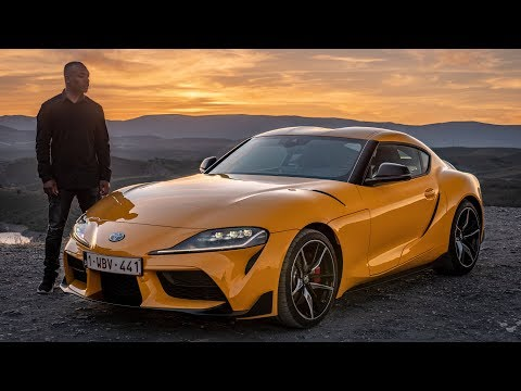 NEW Toyota Supra: Track And Road Review | Carfection 4K