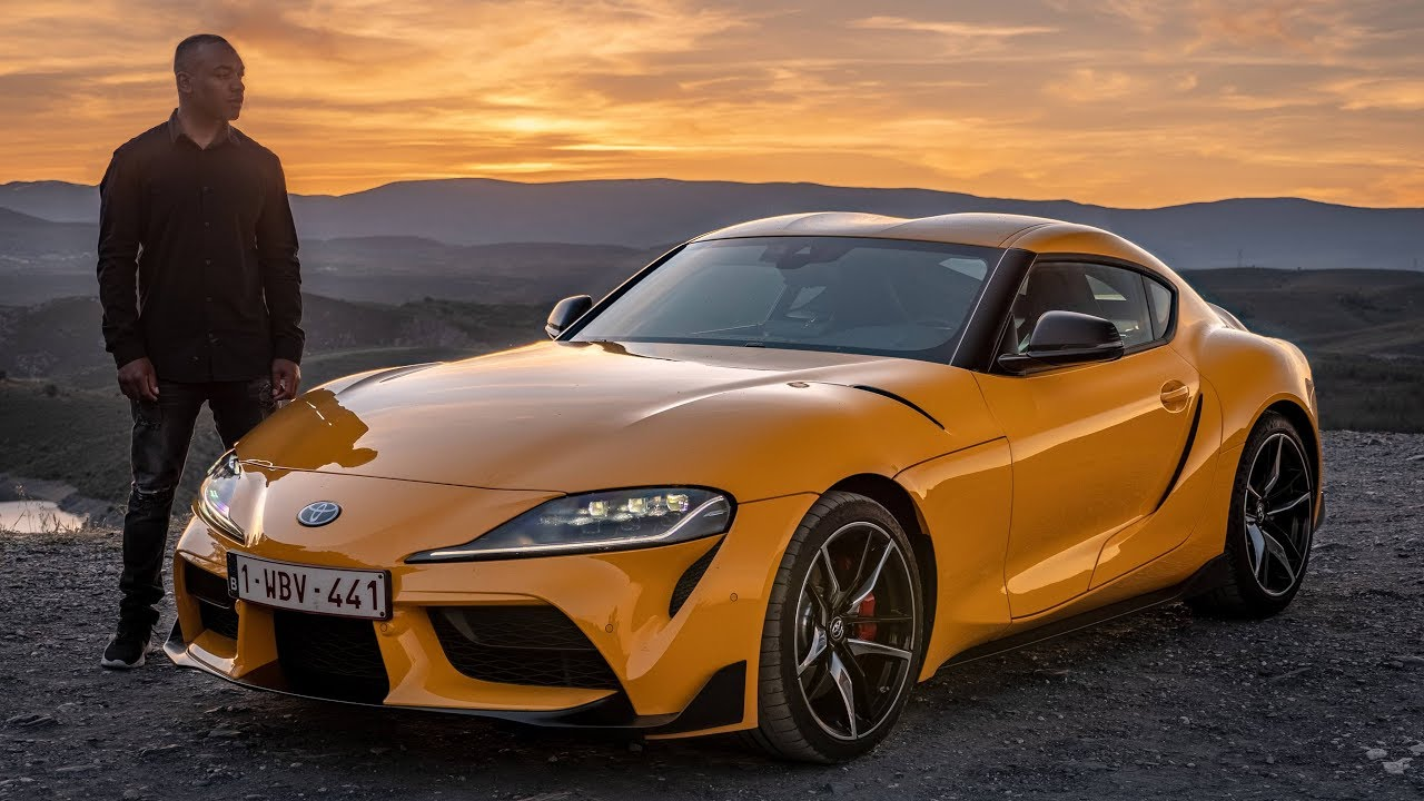 NEW Toyota Supra: Track And Road Review