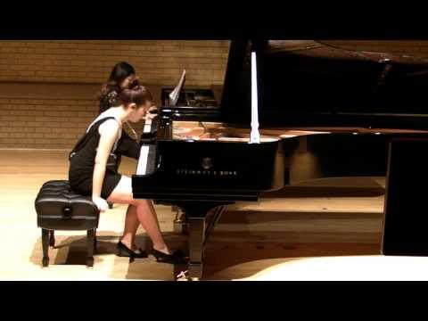 Master's Recital in University of North Texas (1/2)