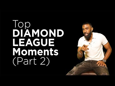 Top 5 Diamond League Moments From Rome, Oslo, Stockholm