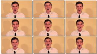 """Hello"" from ""The Book of Mormon"" performed by Matt Fiedler"