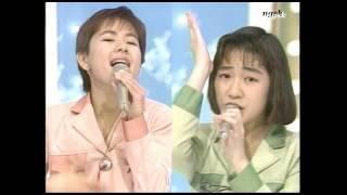 8th Single.1992.2. 永作博美 松野有里巳 佐藤愛子.