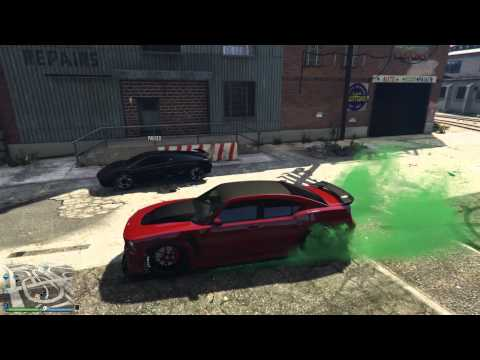GTA5 Burnout