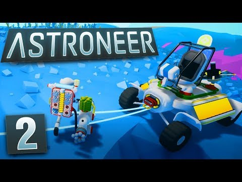 Grand Theft Rover | Astroneer #2