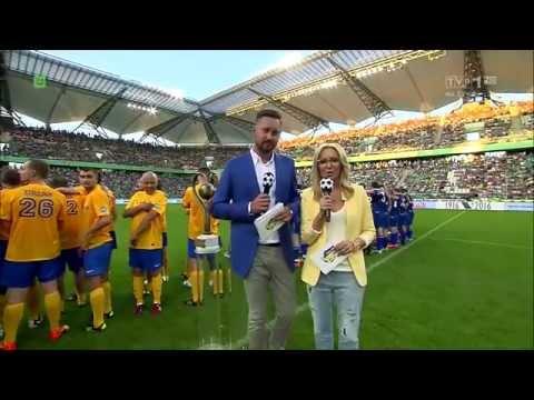 Wielki Mecz 2015: TVP - TVN 1:1 (skrót)