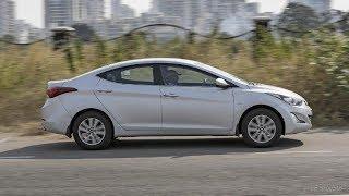 2018 Hyundai Elantra 1.6 SX AT car interior and exterior