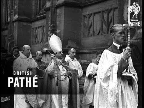 Downside Abbey (1935)