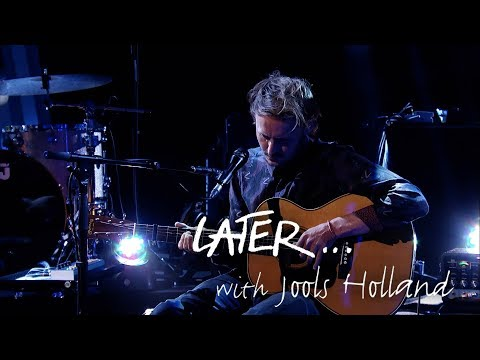 Ben Howard performs new track Nica Libres At Dusk live on Later... with Jools Holland