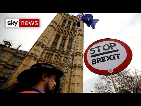 Commons debates PM's Brexit deal ahead of vote