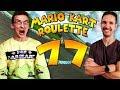 Definition of Flirting | Mario Kart Roulette #77