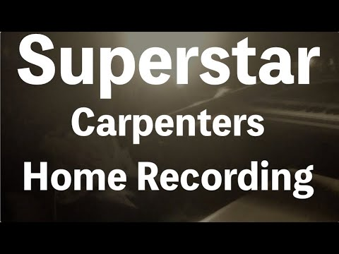 Carpenters - Superstar - Towa & Yuji - COVER