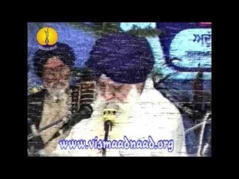 AGSS 2001 : Raag Todi - Siromani Ragi Bhai Balbir Singh Ji Amritsar