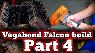 Vagabond Falcon build: Part 4