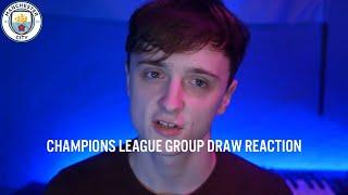 Champions League Draw Jann