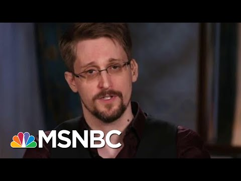 Defiant Edward Snowden Says He Would Leak 'Again' | The Beat With Ari Melber | MSNBC