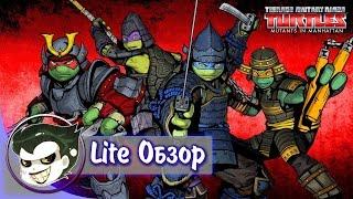 Обзор игры Teenage Mutant Ninja Turtles: Mutants in Manhattan |Черепашки-Ниндзя 2016|