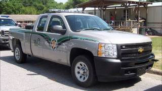 FWC Game Warden tribute.