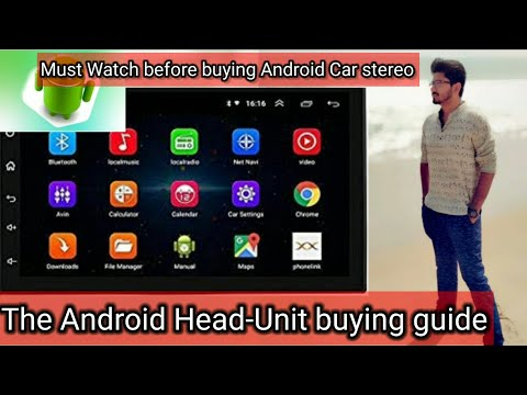 The Android Head-Unit Buying Guide | Best Android Car Stereo 2020 | Android Stereo VS Sony, Pioneer