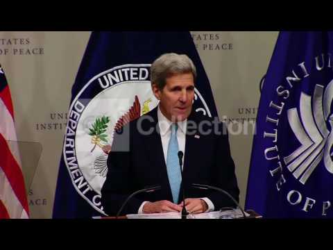 KERRY ON SYRIA- HIGH STAKES/COALITION
