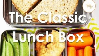 Fall Recipes: Classic Lunch Box | Diy Healthy Ideas For Back To School | Healthy Grocery Girl® Show