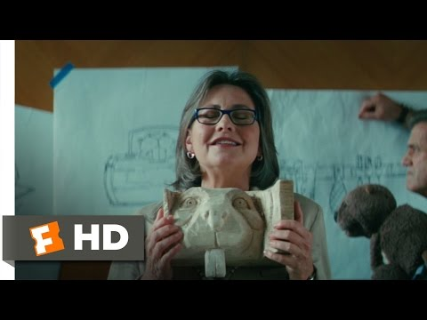 The Beaver (5/11) Movie CLIP - Mr. Beaver's Woodchopper Kit (2011) HD