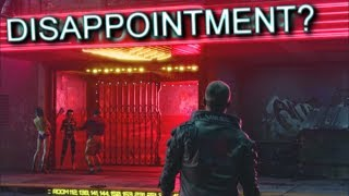 Will Cyberpunk 2077 Be a Disappointment?