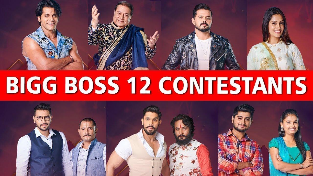 Watch Bigg Boss 12 Online