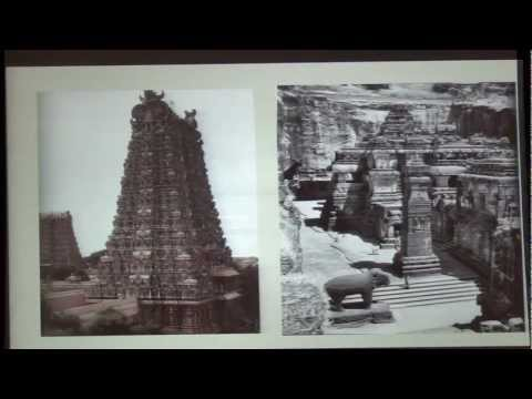 Prof Nalini Rao on Uniqueness of Hindu Temple Architecture and Sculpture - 5th Feb 2012