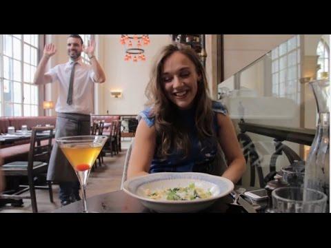 Jamie's Italian | Food | Happiness In A Cupcake