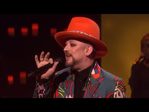 Boy George & Culture Club Perform 'Life' on Ellen show Mp3