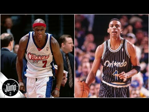 Lamar Odom, Penny Hardaway and the greatest no-look passes ever | The Jump