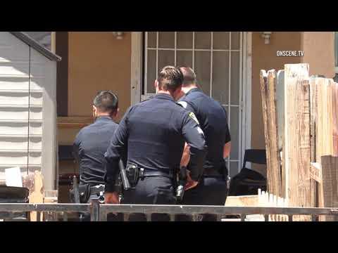 San Diego: Police Respond to Gunfight 06182018